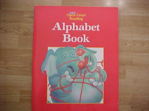 9780028309187: SRA Open Court Reading Alphabet Book Kindergarten Level K-BB Big Book (16 inches X 20 inches)