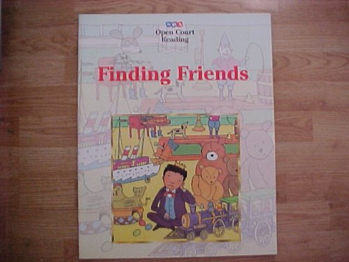 9780028309231: Finding Friends ~Open Court Reading~ SRA (*OVERSIZED BOOK*)