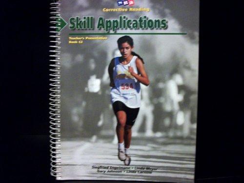 9780028309767: Corrective Reading: Skills Applications, Decoding C, Teacher Presentation Book C2