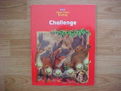 SRA Open Court Reading Challenge Level K Blackline Masters: McGraw-Hill