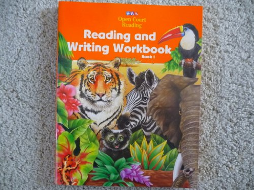 9780028310640: Reading and Writing Workbook,  Level 1, Book 1 (Open Court Reading)