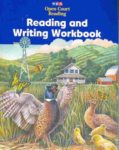 9780028310664: Reading and Writing Workbook, Grade 3 (Open Court Reading)