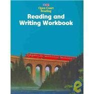 9780028310688: Reading and Writing Workbook, Grade 5 (Open Court Reading)