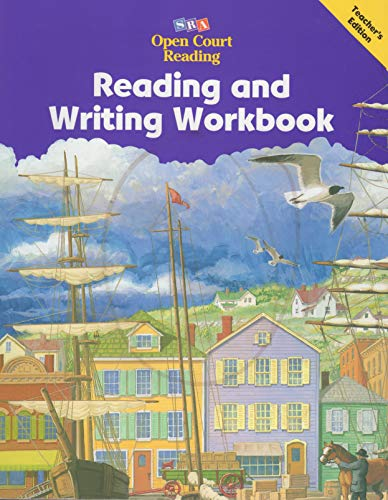 9780028310756: SRA Open Court Reading: Reading and Writing Workbook, Level 4 (TEACHER's edition) (Open Court Reading, Level 4 (TEACHER's Edition))