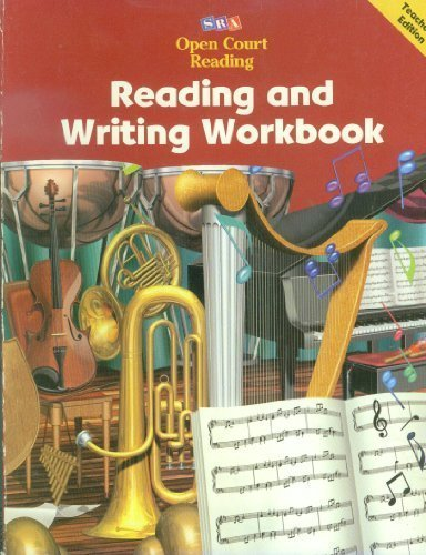 9780028310770: Reading and Writing Workbook (Level 6) (SRA Open Court Reading)