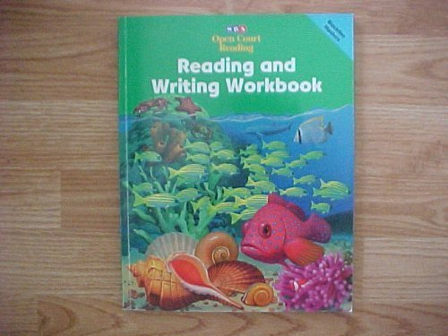 9780028310817: Reading And Writing Workbook Blackline Masters Level 2 SRA Open Court Reading