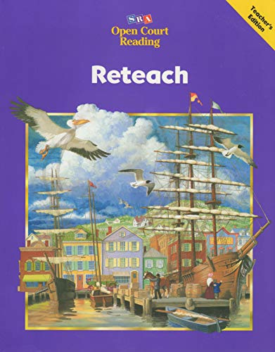 9780028310978: Open Court Reading: Reteach - Teacher's Edition