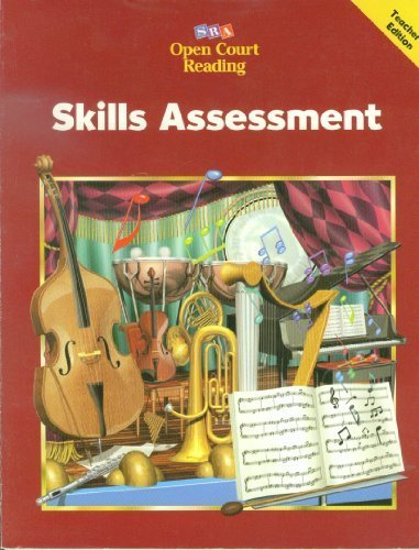 9780028311234: Skills Assessment (Level 6) (Open Court Reading)