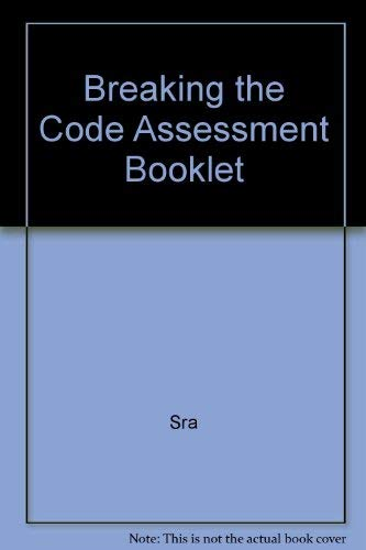 9780028311340: Breaking the Code Assessment Booklet