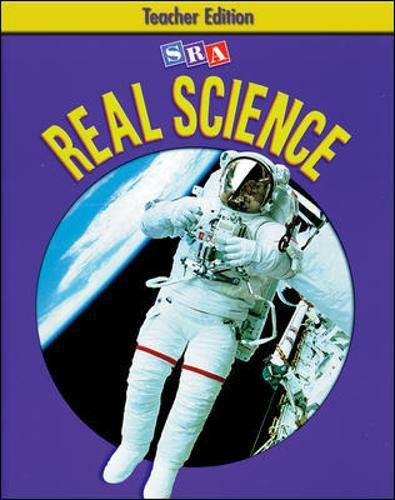 9780028312170: SRA Real Science Grades K-6, Teacher's Edition