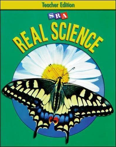 9780028312187: SRA Real Science: Teacher Edition, Grade 5