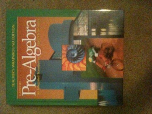 Pre-Algebra : An Integrated Transition to Algebra: Price; Rath; William