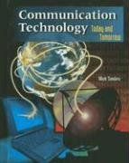 9780028387598: Communication Technology: Today and Tomorrow, Student Text