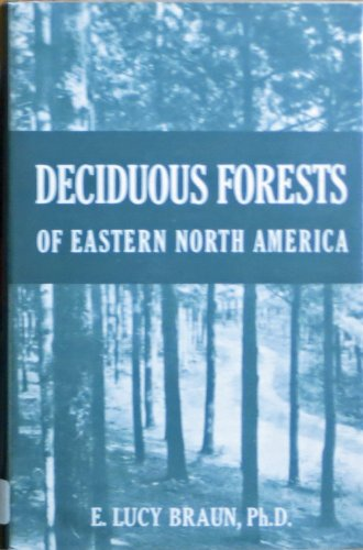 9780028419206: Deciduous Forests of Eastern North America: Map