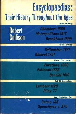 9780028431000: Encyclopaedias: Their History Throughout the Ages