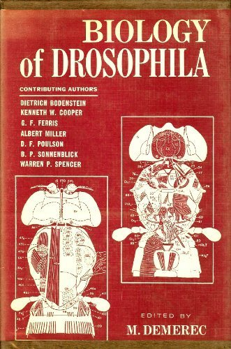 Biology of Drosophila: Demerec, M.