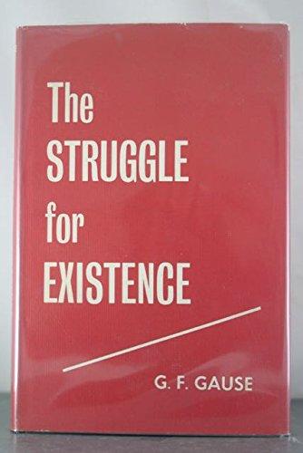 9780028452005: Struggle for Existence