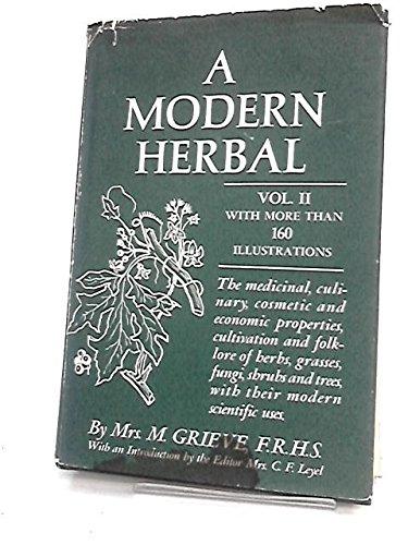 9780028455006: Modern Herbal