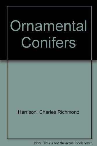 9780028457604: Ornamental Conifers