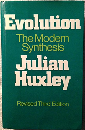 9780028468006: Evolution: The Modern Synthesis