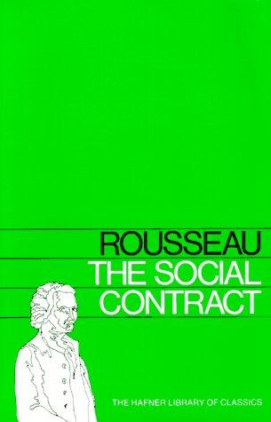 9780028511504: Social Contract
