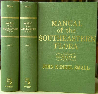 9780028524108: Manual of Southeastern Flora