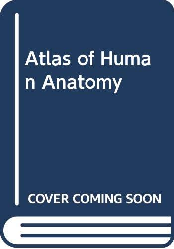 9780028526102: Atlas of Human Anatomy