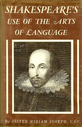 9780028526805: Shakespeare's Use of the Arts of Language