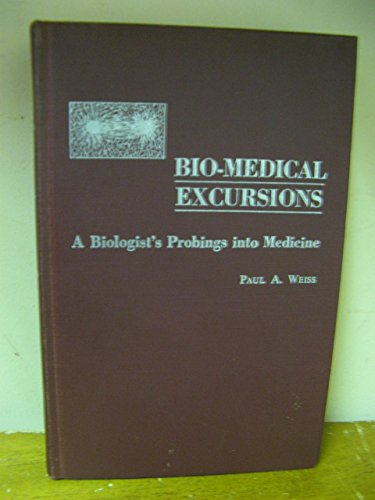 9780028546605: Bio-medical Peregrinations: An Anthology of a Biologist's Probings into Medicine