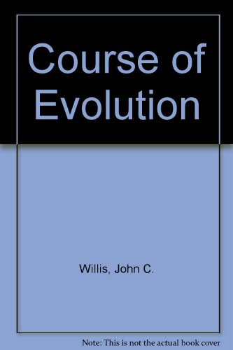 9780028548609: Course of Evolution