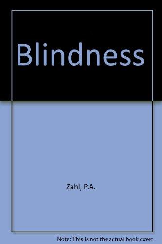 9780028557106: Blindness