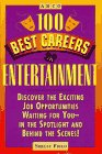 9780028600178: 100 Best Careers in Entertainment