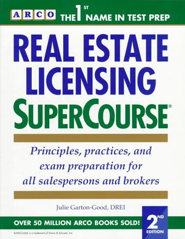 9780028600246: Real Estate Licensing Supercourse (Arco Real Estate Licensing Supercourse)