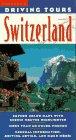 9780028600703: Driving Tours Switzerland