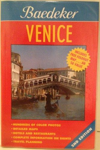 9780028600857: Baedeker Venice (Baedeker's Venice)
