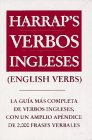 9780028600932: Harrap's Verbos Ingleses/ (English Verbs)