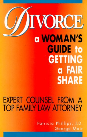 9780028603445: Divorce: A Woman's Guide to Getting a Fair Share