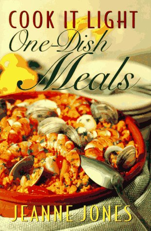 9780028603537: Cook It Light One-Dish Meals