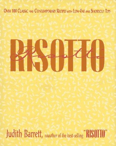 9780028603575: Risotto Risotti