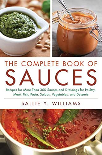 9780028603605: The Complete Book of Sauces