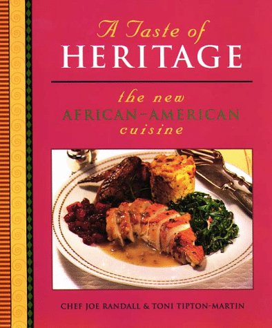 9780028603827: A Taste of Heritage: The New African-American Cuisine