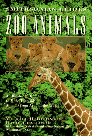 9780028604060: Zoo Animals: A Smithsonian Guide (Smithsonian Guides Series)