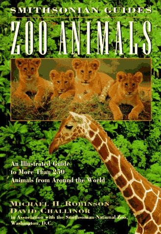 9780028604077: Zoo Animals: A Smithsonian Guide (Smithsonian Guides Series)