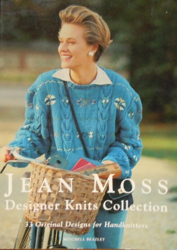 9780028604251: The Jean Moss Designer Knits Collection: More Than 30 Original Sweater and Cardigan Patterns