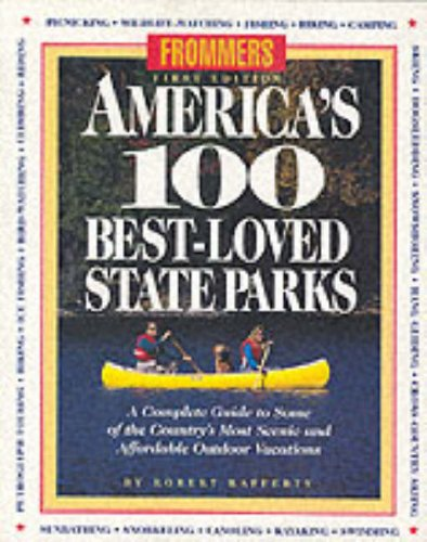 9780028604626: Frommer's America's 100 Best-Loved State Parks