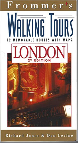 9780028604688: London (Frommer's Walking Tours S.)