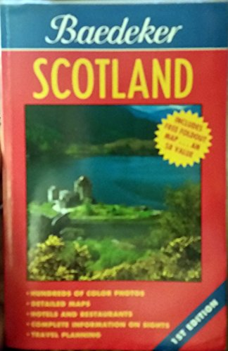 9780028604794: Baedeker: Scotland (1st ed)
