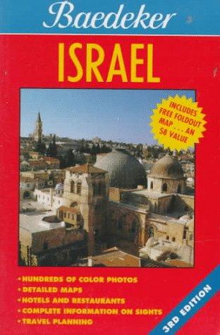 9780028604848: Baedeker Israel (Baedeker's Israel)