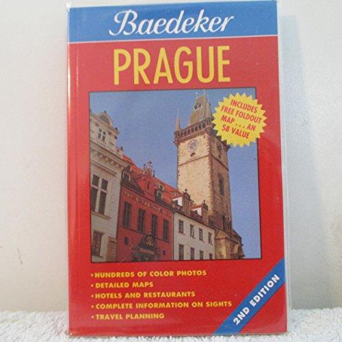 9780028604886: Baedeker Prague (Baedeker's Prague)