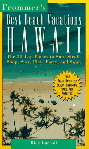 9780028604978: Frommer's Best Beach Vacations: Hawaii